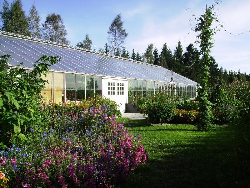 Björnhyltans-Växthus