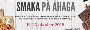Matfest Annons 2018 Smaka På Åhaga